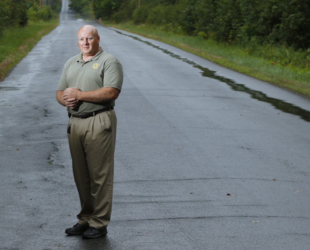 Standing on North Dexter Road in Parkman – the scene of a car crash that claimed two young lives July 30 – Bob Young, the Piscataquis County sheriff's chief deputy, used Facebook to describe the difficulty of notifying the next of kin.