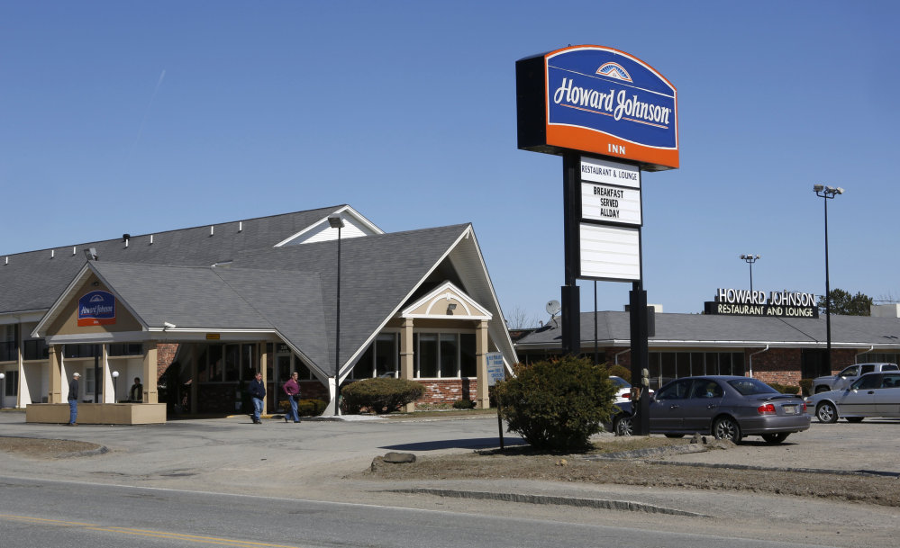 Maine author Stephen King says he enjoyed the patty melts at the Howard Johnson diner. The hotel will remain open.