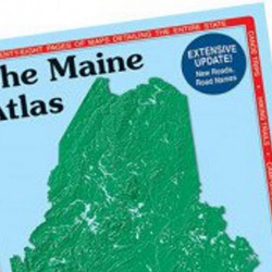 The Maine Atlas and Gazetteer has been a resource for hikers and travelers since DeLorme began publishing it in 1976.
