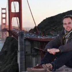 Germanwings co-pilot Andreas Lubitz, in a Facebook picture,  struggled with learning to fly and had failed a key test