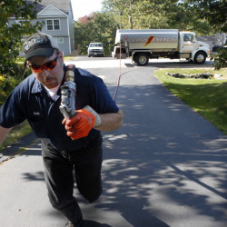 The average price of home heating oil in Maine is at its lowest in more than two years.
