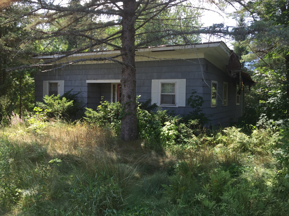 Wilton selectmen Tuesday night gave the owner of a vacant house at 30 Webb Ave. 45 days to clean it up and tear it down, or the town will, and add the cost to her property tax bill.