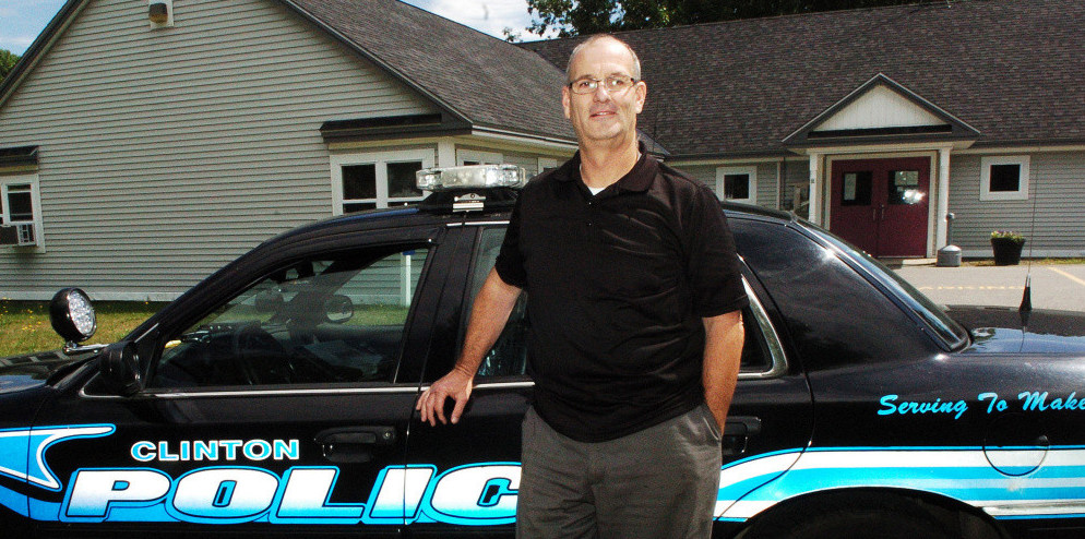 Clinton Police Chief Rusty Bell, two months into the new job this past week, says the department's restructuring and focus on community is working out well so far.