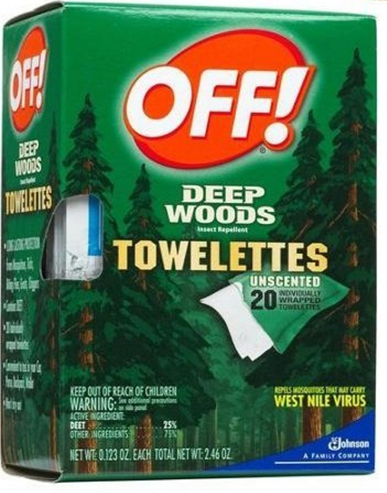 Off!, the official insect repellent supplier for the Olympics, agreed to send 115,000 sprays, spritzers and towelettes to Rio.