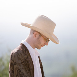 Max Ritvo in Ojai, Calif., in March  Jose Villa via AP