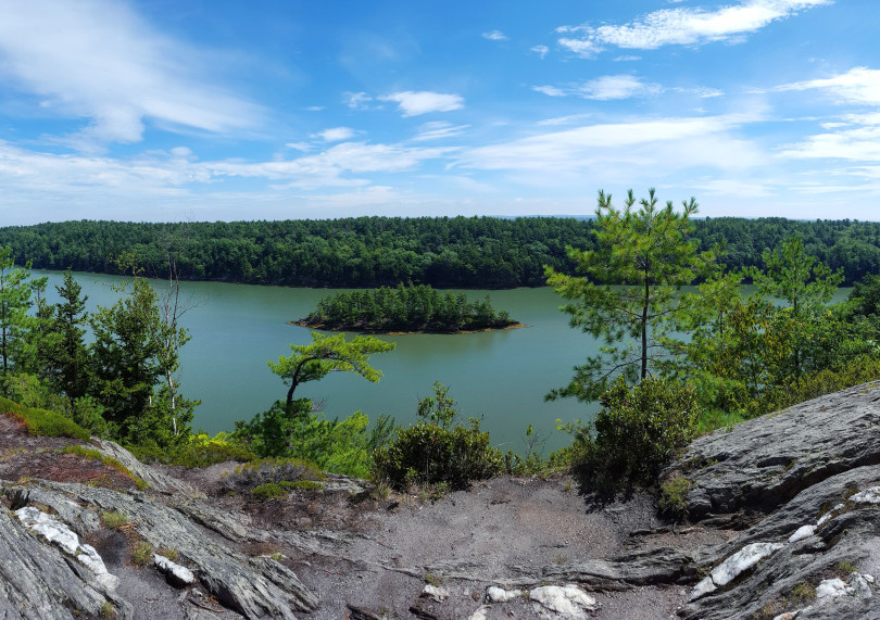 Harpswell Heritage Land Trust's Cliff Trail may be a short way off the beaten path, but it offers beautiful views of wildlife, a small waterfall and so much more.