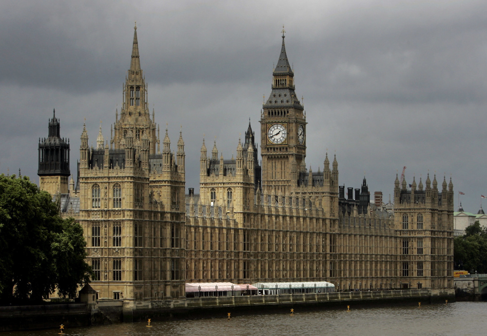 With one section of the Houses of Parliament more than 900 years old, the 19th-century landmark on the River Thames is in urgent need of repairs and updating.