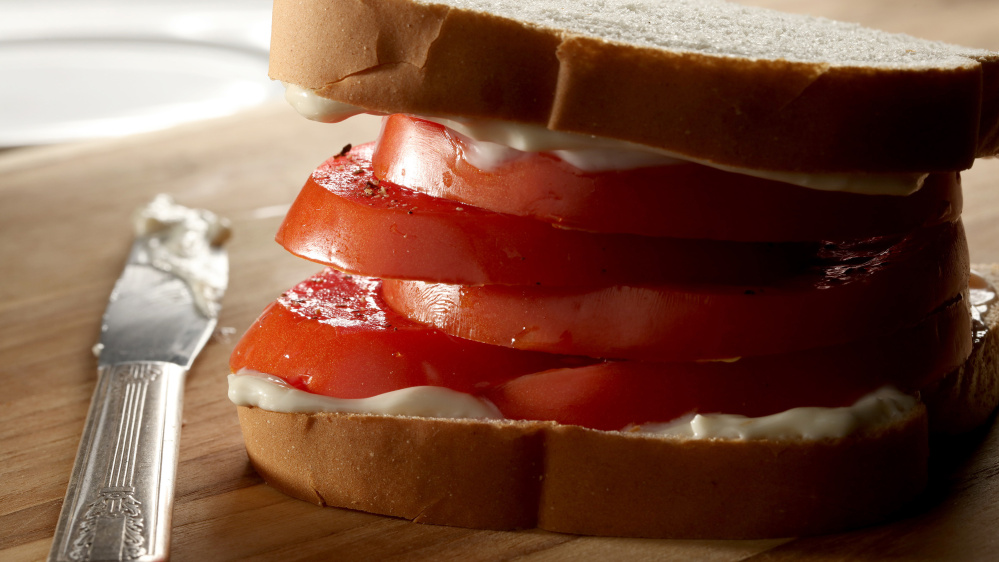 The Southern tomato sandwich will add some spice to your fall tomato crop.