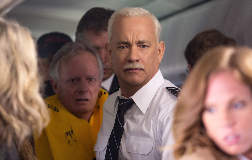 """Tom Hanks stars in """"Sully,"""" which has earned $70.5 million, so far."""