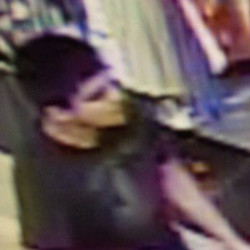 This video image provided by Skagit County Department of Emergency Management shows a suspect in the shooting that killed five people Friday night at the Cascade Mall in Burlington, Wash.