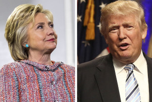Hillary Clinton and Donald Trump face off Monday in the first presidential debate.