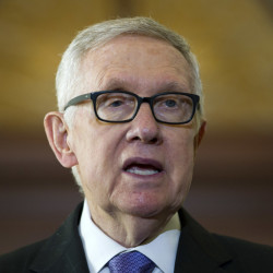 "The Senate voted 97-1 on Wednesday to override President Barack Obama's veto of a bill allowing 9/11 families to sue the Saudi government. The lone ""no"" vote was Senate Minority Leader Harry Reid, D-Nev."