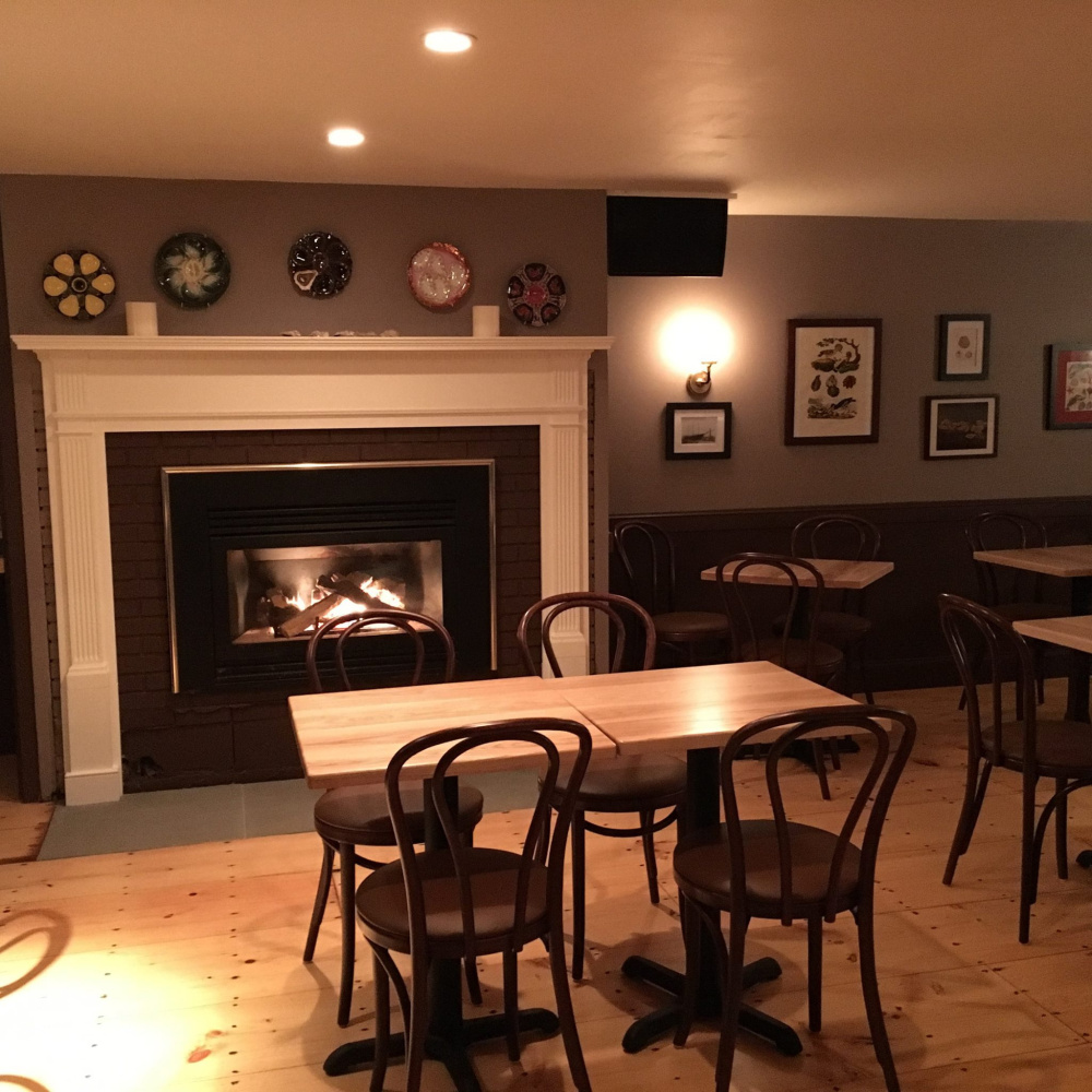 Spat Oyster Cellar opened Tuesday.