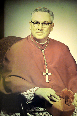 Bishop Peter Leo Gerety, who led the Roman Catholic Diocese of Portland from 1969 to 1974, died Tuesday at 104.