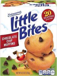 Some packaged Entenmann's Little Bites snacks have been recalled due to plastic contamination.