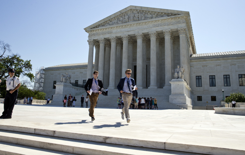 By law, the Supreme Court convenes on the first Monday of October, but the key date this year is the second Tuesday in November, when a new president will be elected.