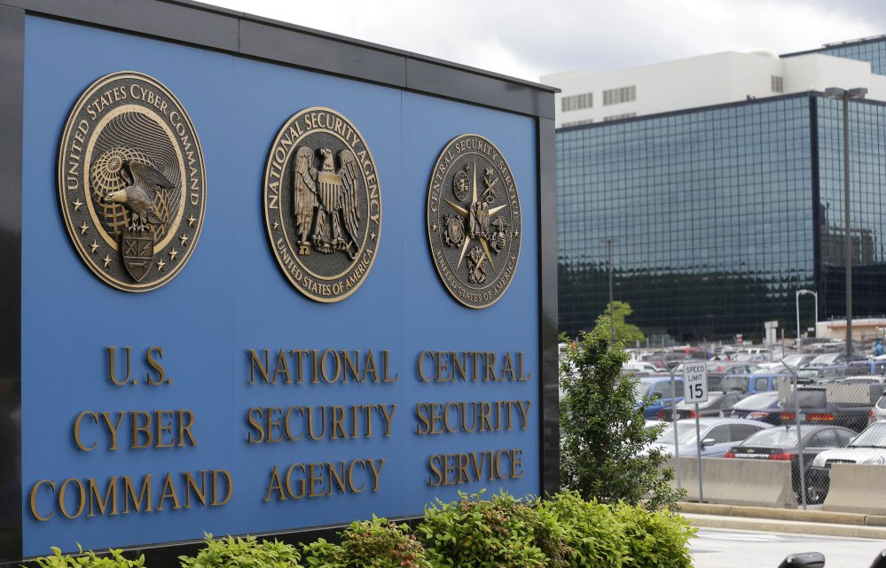 Investigators want to know if a man with top-secret clearance helped leak NSA hacking tools that were posted online.
