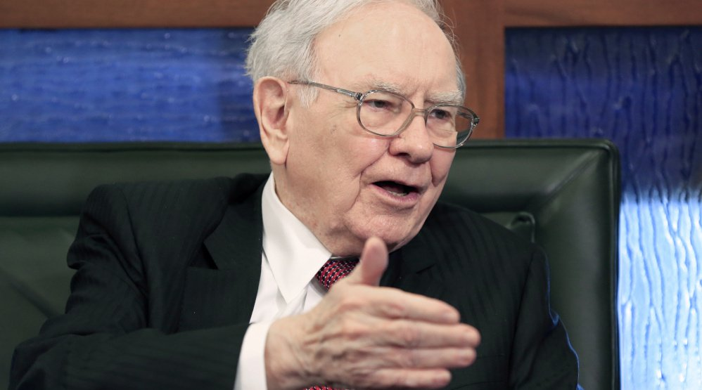 Berkshire Hathaway Chairman and CEO Warren Buffett goes after large, proven businesses that he can understand – and that have a sustained competitive advantage. His firm hasn't moved much cash since January, when it bought an aviation parts maker for $32 billion, its largest-ever purchase.