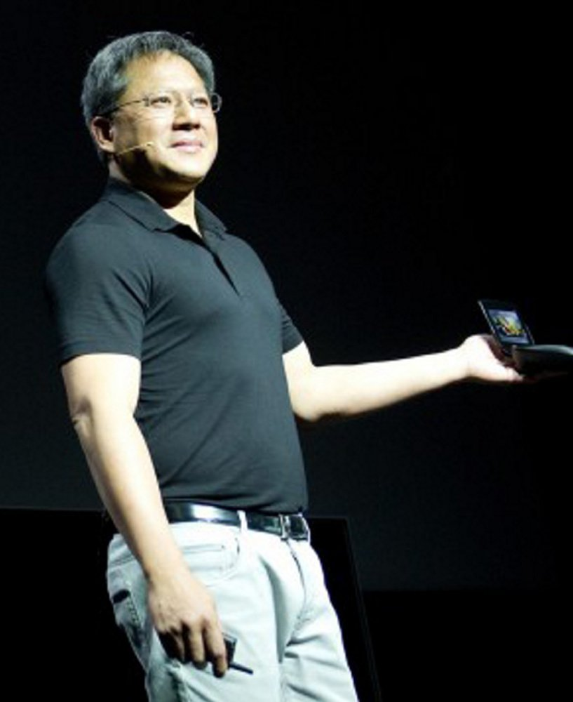 Jen-Hsun Huang of Nvidia is the only CEO of a U.S. company ranked in the top 10 by Harvard Business Review.