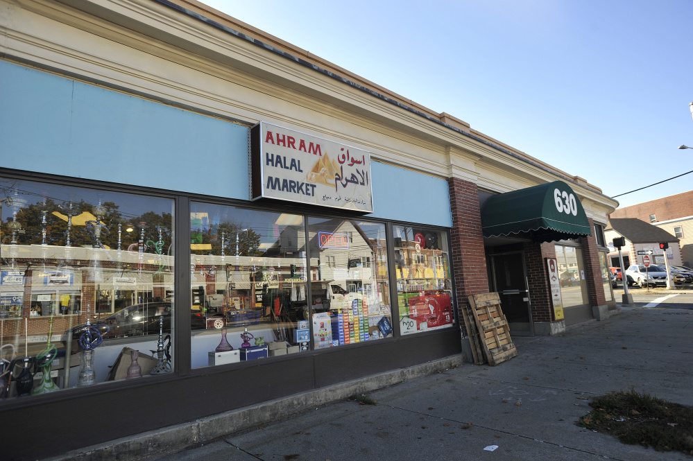 The Ahram Halal Market in Portland is the subject of a federal investigation into welfare abuse.