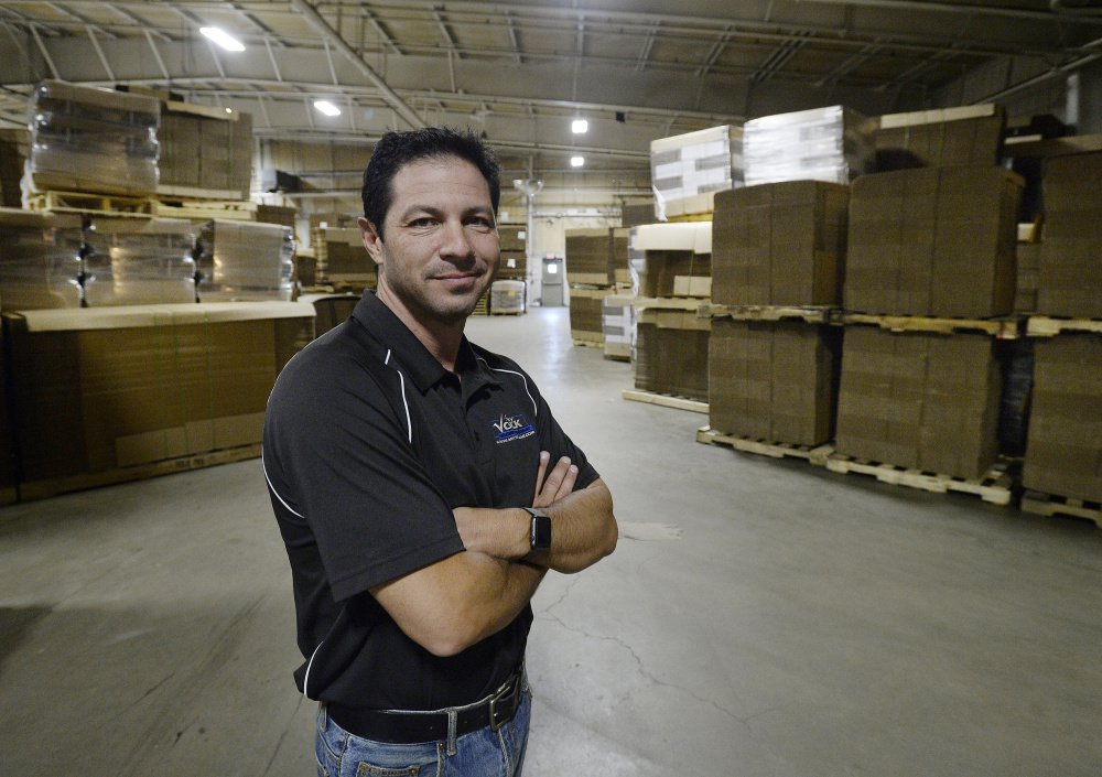 """Derek Volk, president of Volk Packaging in Biddeford, says he doesn't expect the company to alter its drug-testing policy. """"We're trying to learn what the law exactly would say and what our abilities would be based on someone failing a drug test,"""" he said. """"I don't know how we determine a potential employee's opportunity here if we find out they're a recreational drug user."""""""