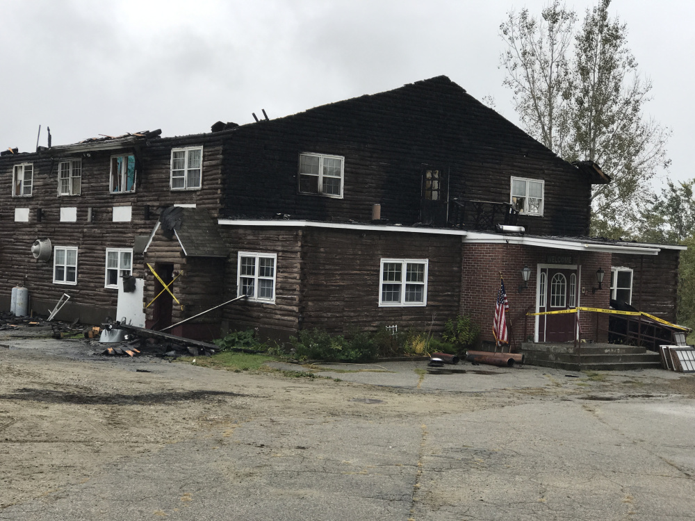 An early morning fire ravaged the attic and roof of the Freedom Center in Dresden, a drug and mental health recovery center that housed 13 clients. Of the 11 who were at the residence at the time, all escaped.