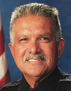 "Officer Jose ""Gil"" Gilbert Vega, a 35 year veteran if the Palm Springs Police Department was killed in the line of duty Saturday."