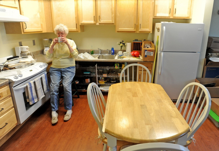 While nearly 10,000 people are waiting for affordable senior housing only 39 units have come online this year.