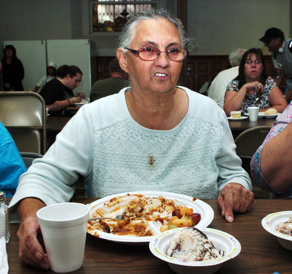 Director of Sacred Heart Soup Kitchen in Waterville to retire at end ...