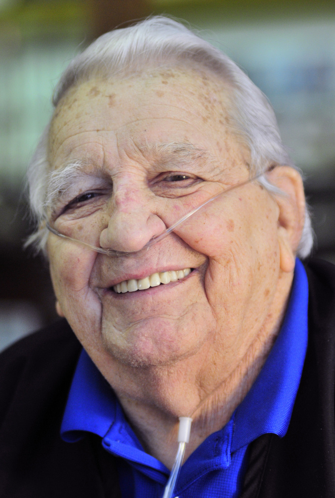"""Levi """"Sonny"""" Chavarie, owner of Sonny's Museum and Rock Shop on Water Street in Augusta, said before his death on Oct. 13 that he wanted to leave his collection to his church."""