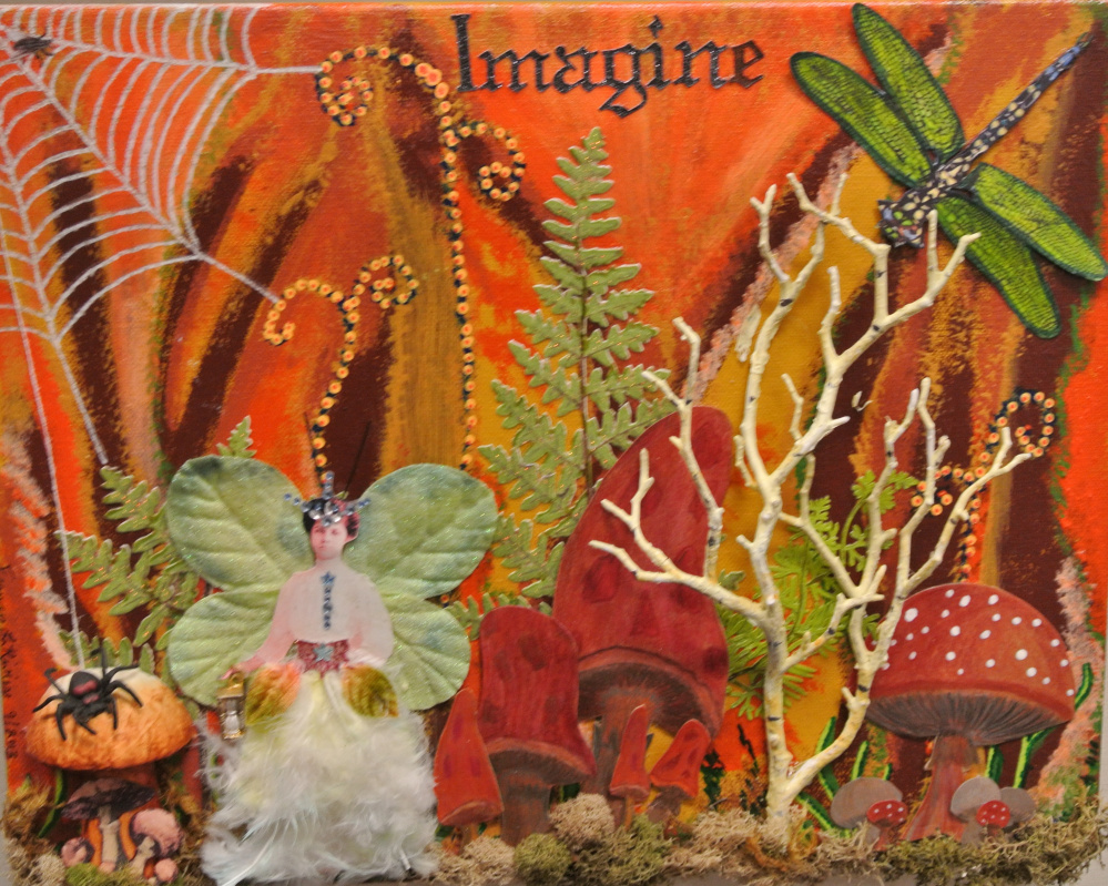 """Imagine,"" by Frances LaRiviere"