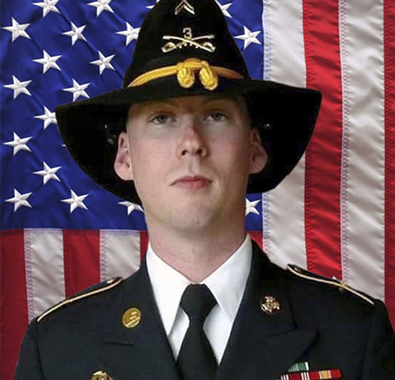 Army Sgt. Douglas J. Riney, of Fairview, Ill.