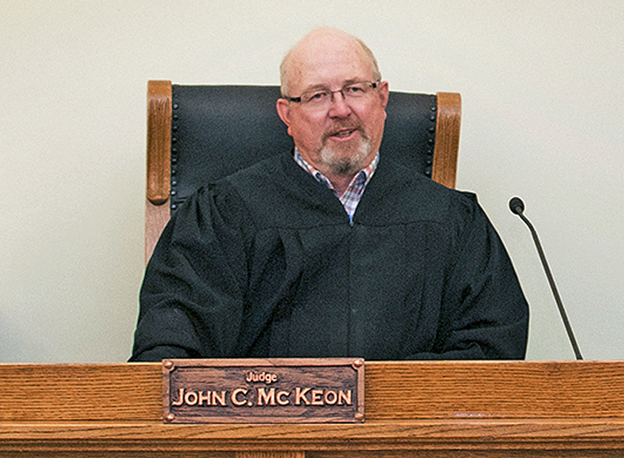 An online petition arguing Montana state District Judge John McKeon should be impeached has gathered more than 82,000 signatures in just over a week.<em>Teresa Getten/Havre Daily News via Associated Press</em>