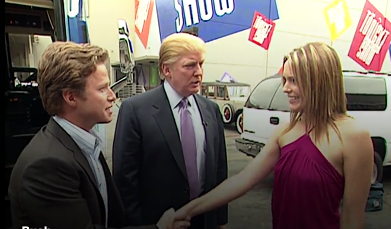 Donald Trump was caught on a recording in 2005 discussing women in lewd terms. The recording was obtained by The Washington Post.