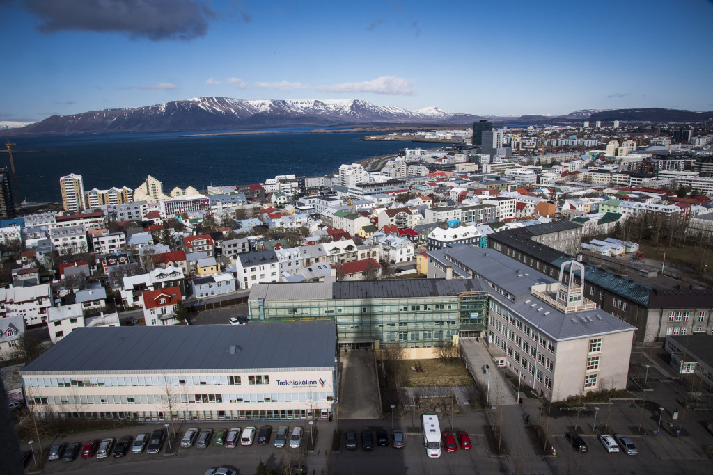 """The Pirate Party, which has its headquarters in Reykjavík, wants to make Iceland """"a Switzerland of bits,"""" free of digital snooping.    Washington Post photo by Jabin Botsford"""