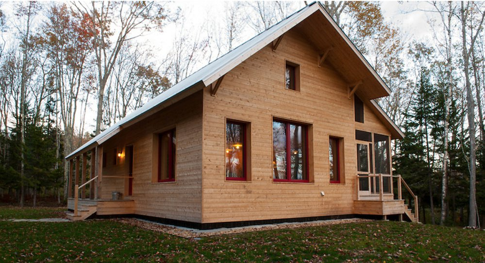 Green Home Design Takes Off In Maine