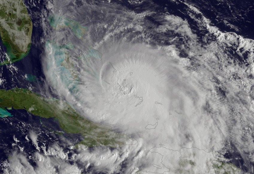 Scientists say severe weather, such as deadly Hurricane Joaquin, is intensified by climate change.
