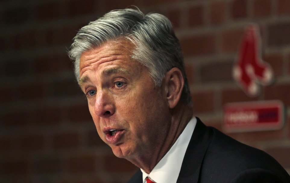 Red Sox President of Baseball Operations Dave Dombrowski will focus this winter on bolstering Boston's bullpen.