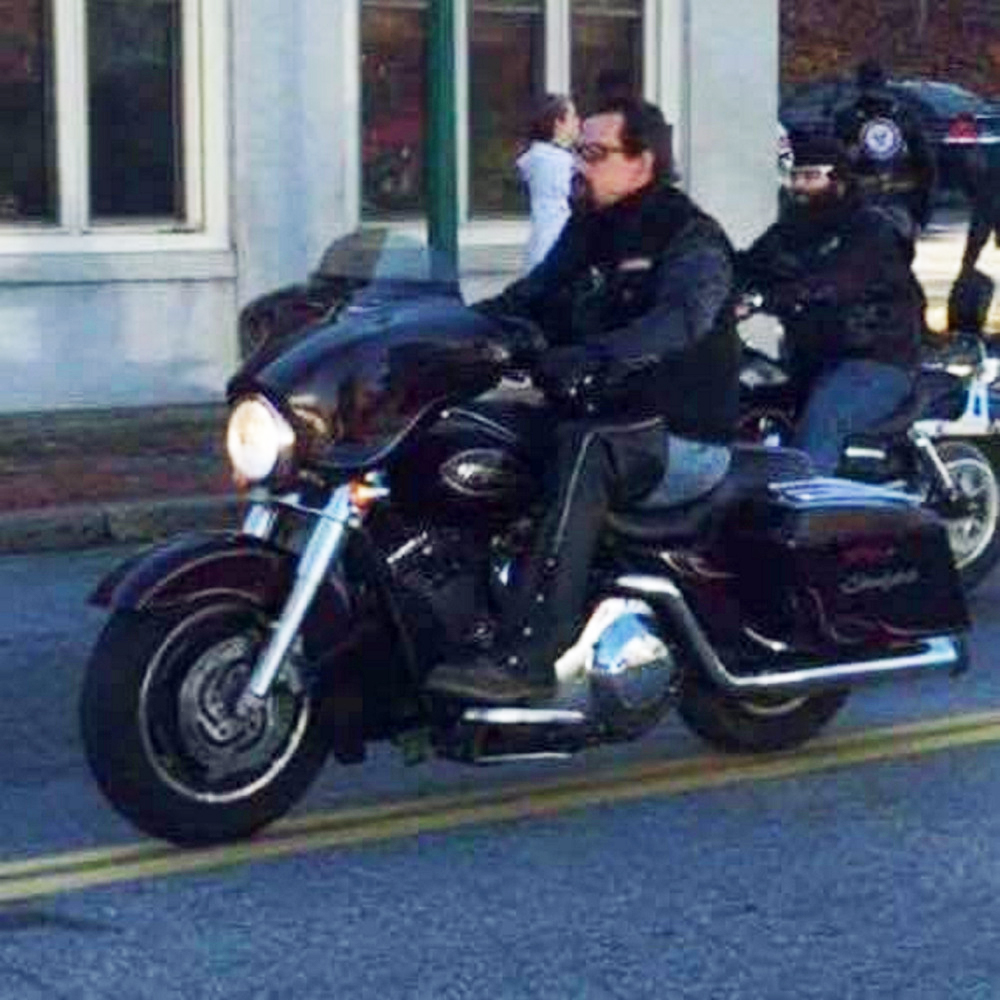 Christopher J. Graham, 50, of Farmingdale, died Saturday during a ride in honor of fellow Exile Motorcycle Club member Antonio Balcer, 47, who was killed in his Winthrop home Oct. 31.