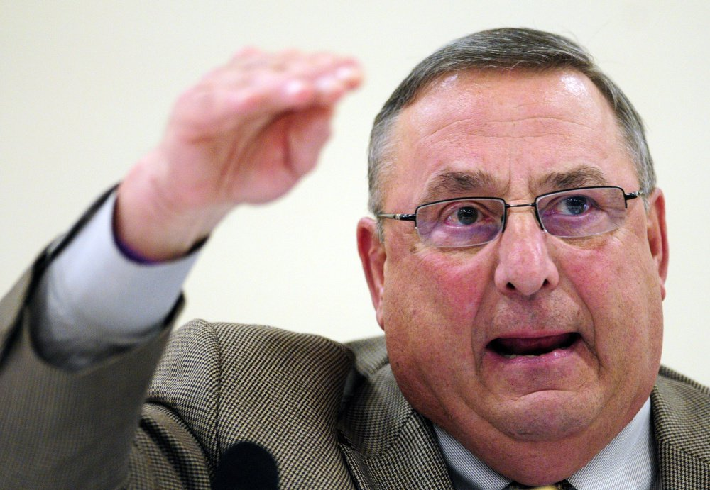 Gov. Paul LePage originally wanted the new mental-health facility to be located near Riverview in Augusta.