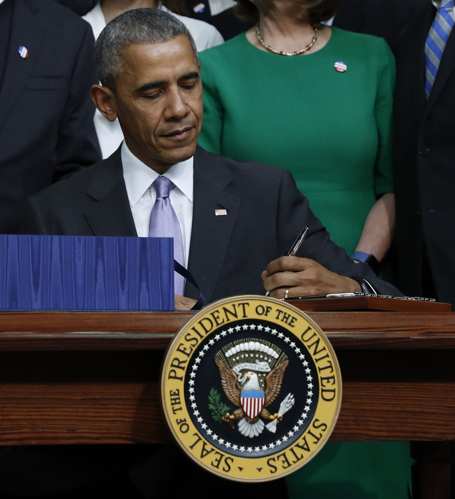 President Obama 's popularity waxes as his White House tenure wanes.