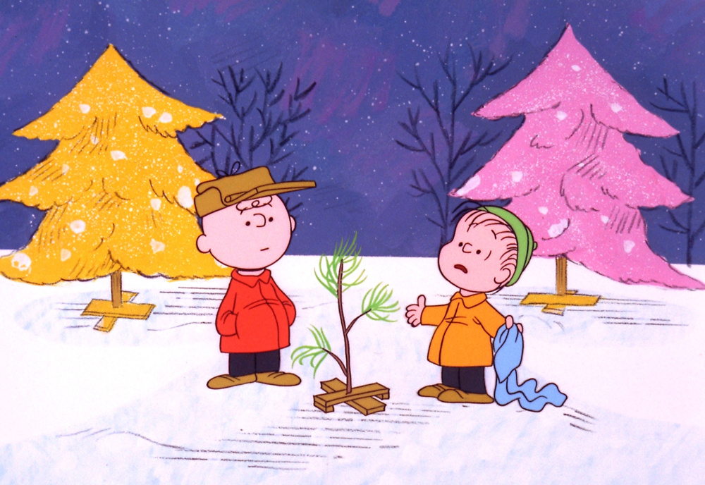 """A poster of Linus from """"A Charlie Brown Christmas"""" has led to a vigorous debate in Texas, which in 2013 passed a law to attempt to protect pro-religious education."""
