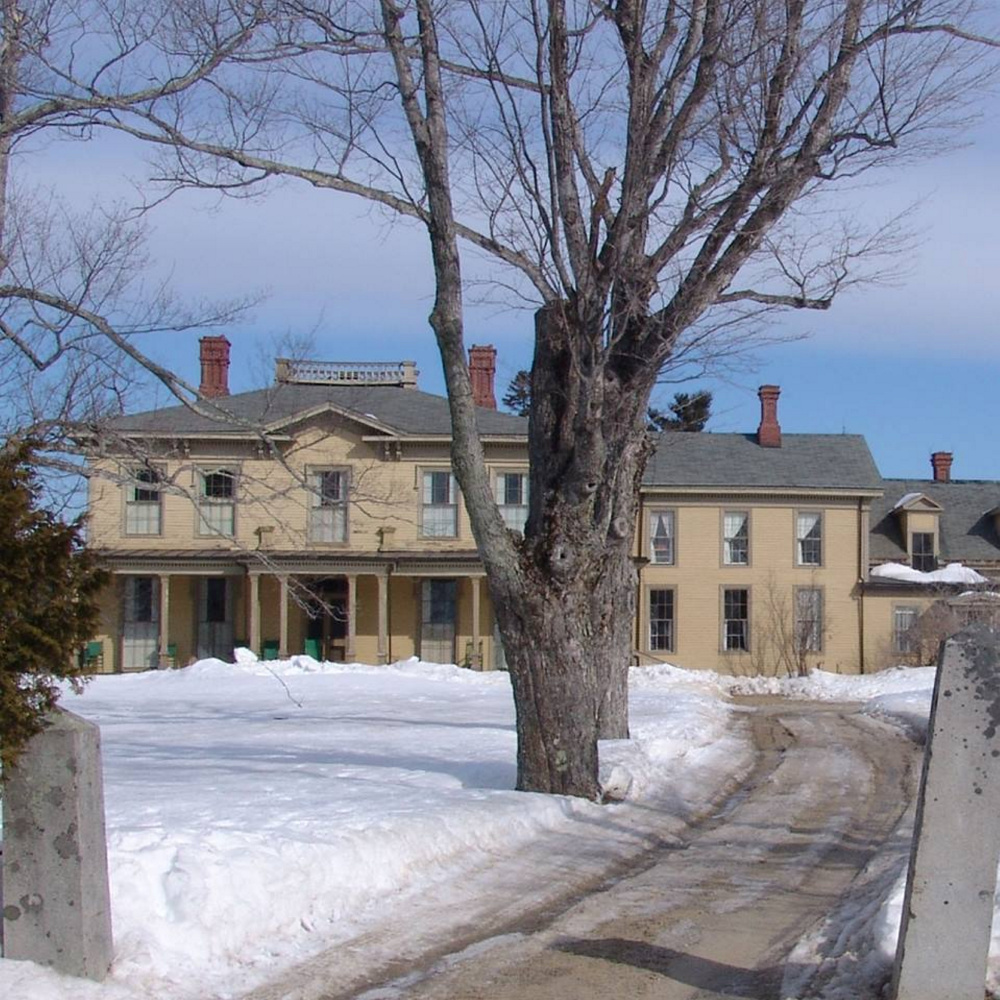 The 1867 Washburn mansion will be decorated and open for tours during Christmas at Norlands.