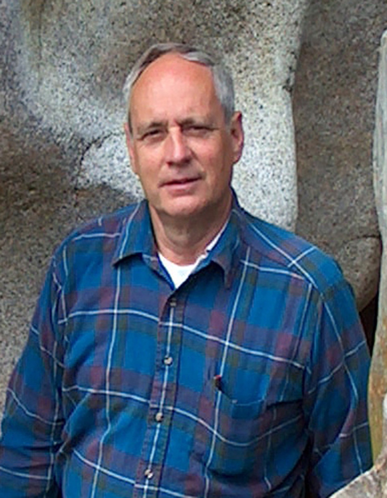 Duane Prugh will speak during the Dec. 14 public presentation of the Kennebec Historical Society.