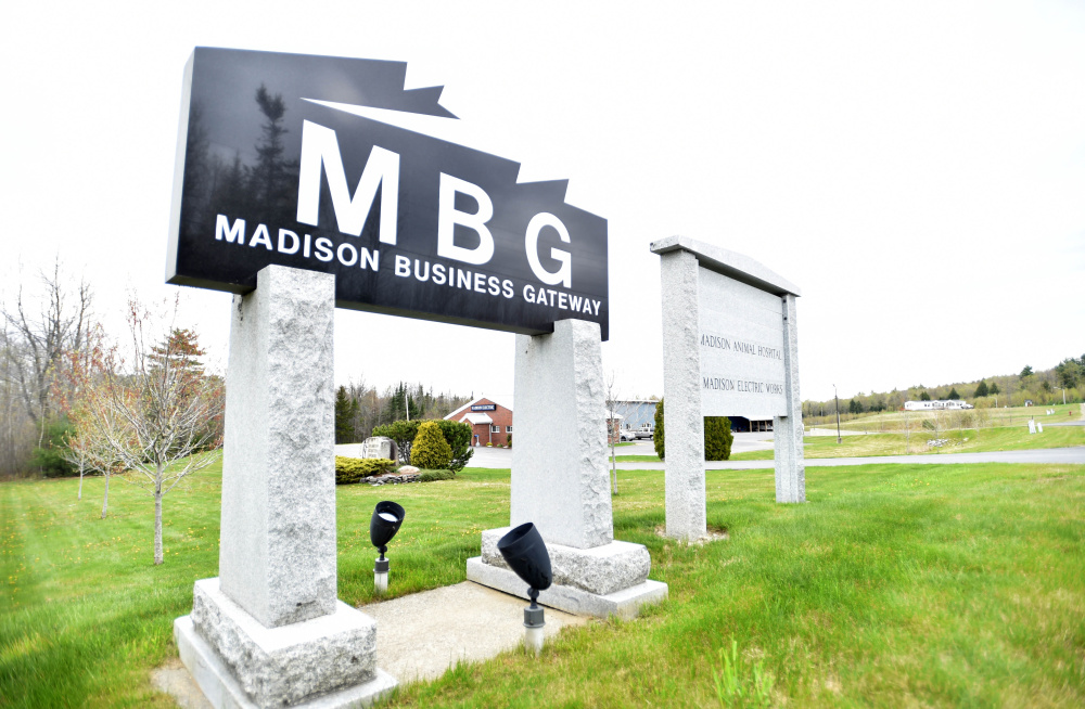 Madison Business Gateway in Madison in May 2016.