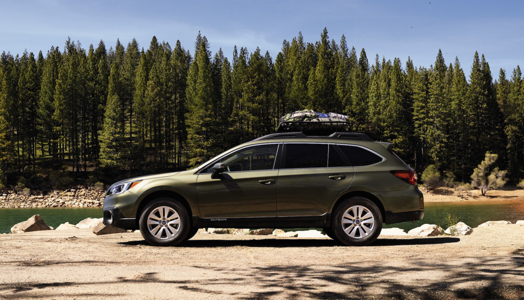 The Outback has a five-star safety rating, for frontal and side crashes.