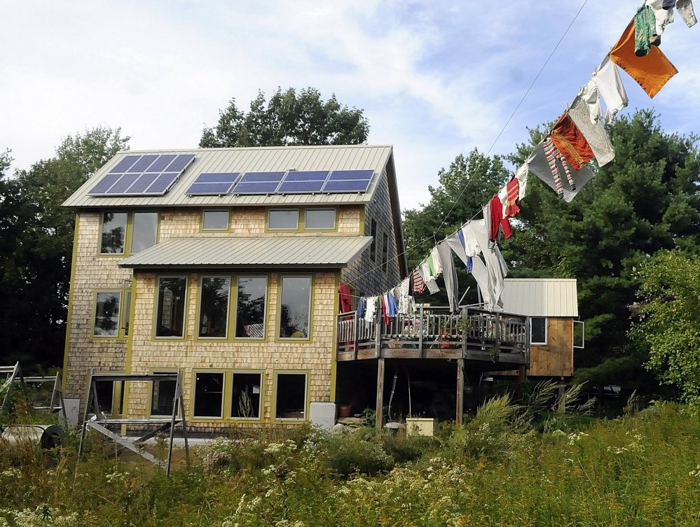 Maine's Public Utilities Commission has approved a rule under which new customers who install solar over the next 10 years, beginning in 2018, would have the credit on the transmission and distribution portion of the electric bill gradually decreased.