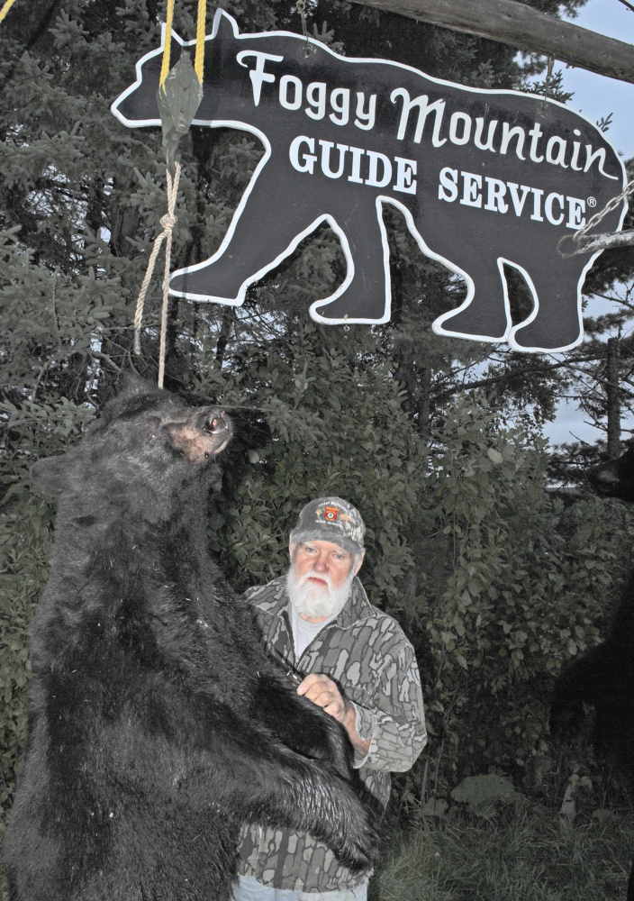 Wayne Bosowicz founded the Foggy Mountain Guide Service in 1964 and ran it for more than 40 years before handing the business over to another longtime guide.