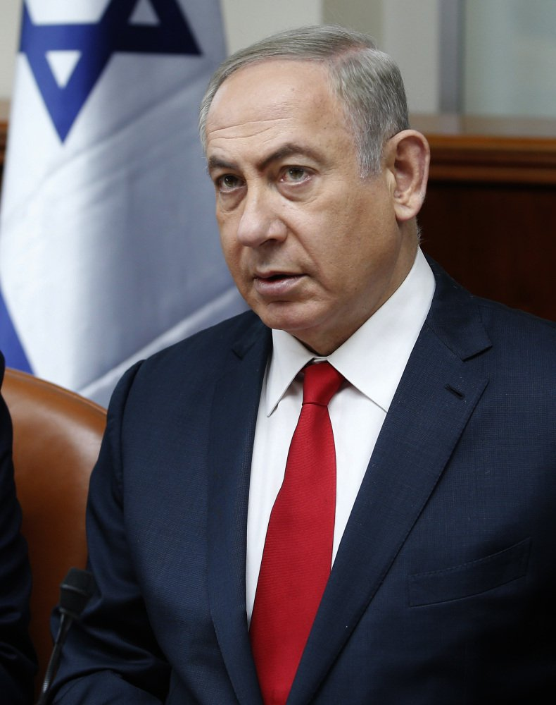 "Israeli Prime Minister Benjamin Netanyahu said in a Facebook post, ""We are building – and we will continue to build."""