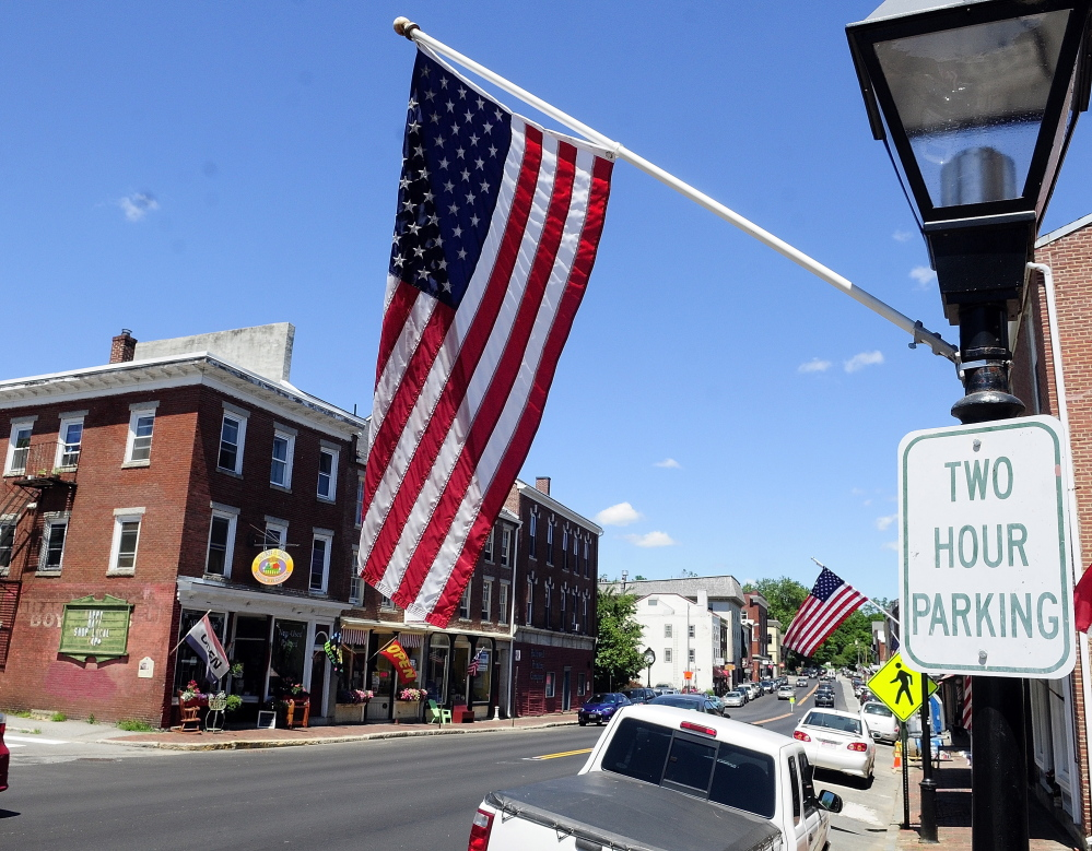 Parking continues to be at a premium in downtown Hallowell, but a new committee has recommended some changes to help alleviate the problem.